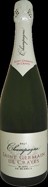 Champagne Saint Germain de Crayes Blanc de Blancs Brut 37 cl