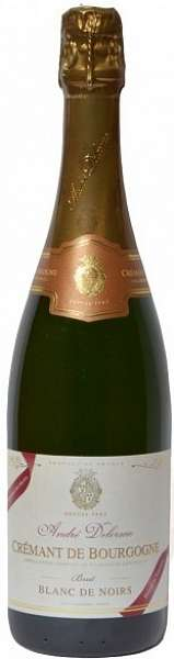 Crémant de Bourgogne Blanc de Noirs A. Delorme Brut