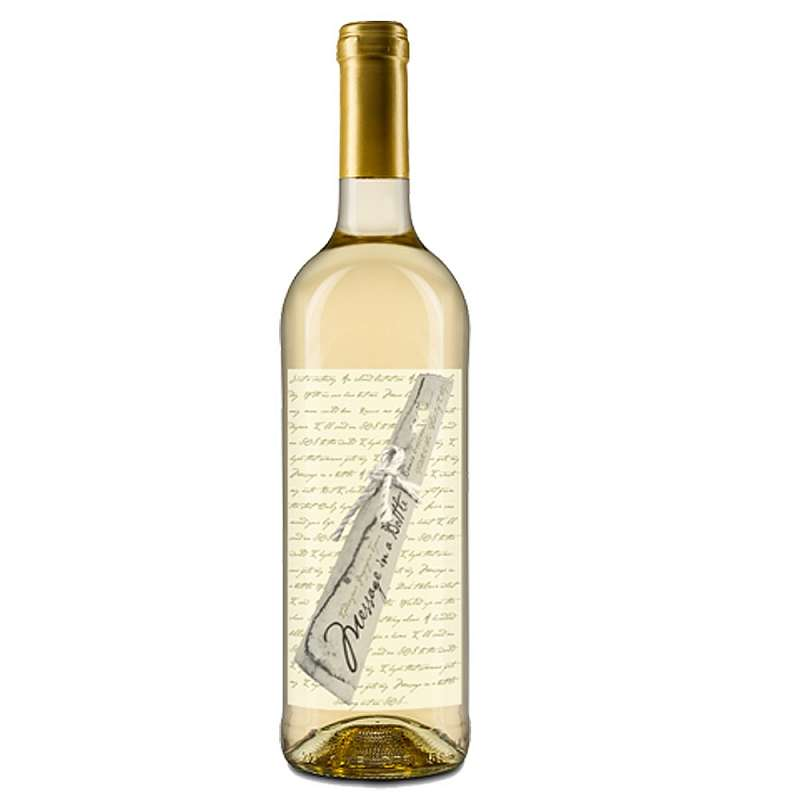 Message in a Bottle Tenuta il Palagio (Sting) wit