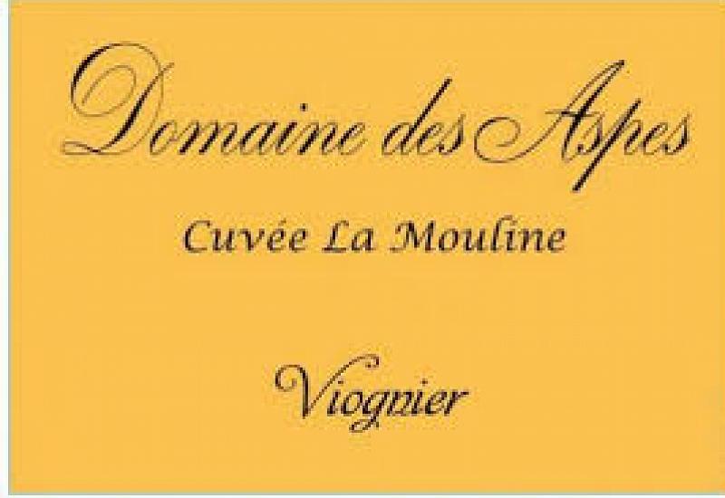 Domaine des Aspes (viognier) Cuvée La Mouline