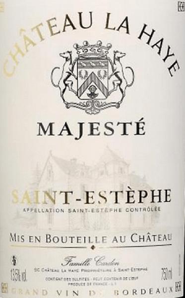 Saint-Estèphe -   Château  la Haye Majesté