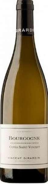 Bourgogne Cuvée Saint Vincent wit