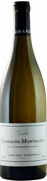 Chassagne Montrachet Vieilles Vignes 1er Cru (V. Girardin)